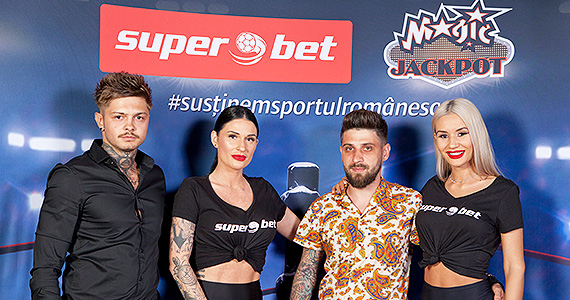 Superbet și Magic Jackpot au ocupat ringul și la MMA