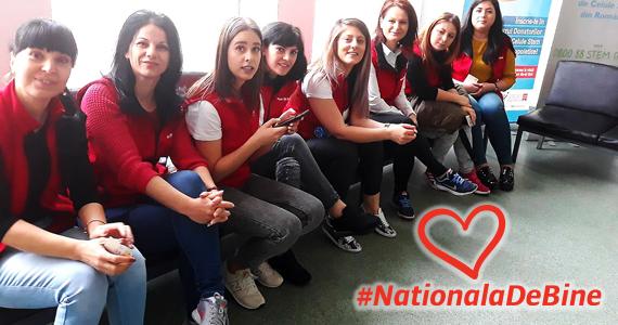 Jucăm în #NaționalaDeBine!